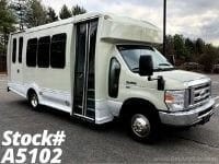 2014 Ford E450 Non-CDL Wheelchair Bus For Sale