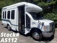 2010 Ford E350 StarTrans Non-CDL Wheelchair Shuttle Bus For Sale