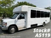 2016 Ford E450 25 Passenger Shuttle Bus For Sale