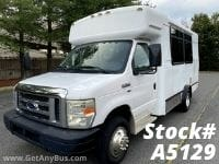 2009 Ford E350 Champion Crusader Non-CDL Shuttle Bus For Sale
