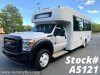 2013 Ford F-550 Shuttle Bus For Sale