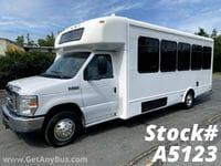 2015 Ford E450 25 Passenger Starcraft Shuttle Bus For Sale