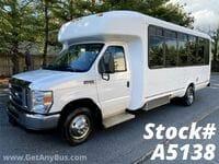 2010 Ford E450 Eldorado 21 Passenger Shuttle Bus For Sale